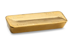 400 oz Gold Bars