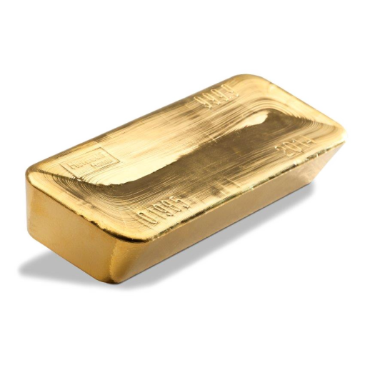 400 oz Gold Bar | different manufacturers