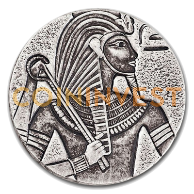 5 oz King Tut | Silver | 2016