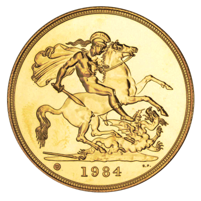 £5 Sovereign | Gold | Best Value