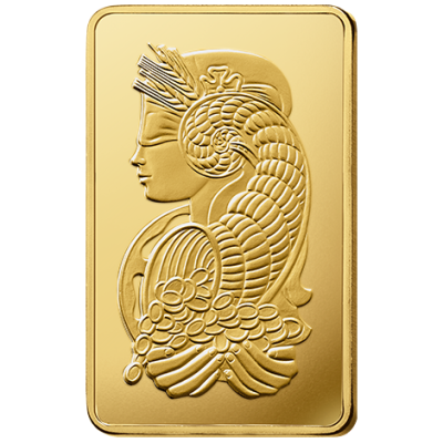 500g Gold Bar | PAMP Fortuna