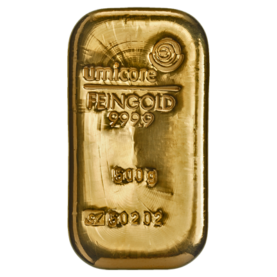 500g Gold Bar | Umicore