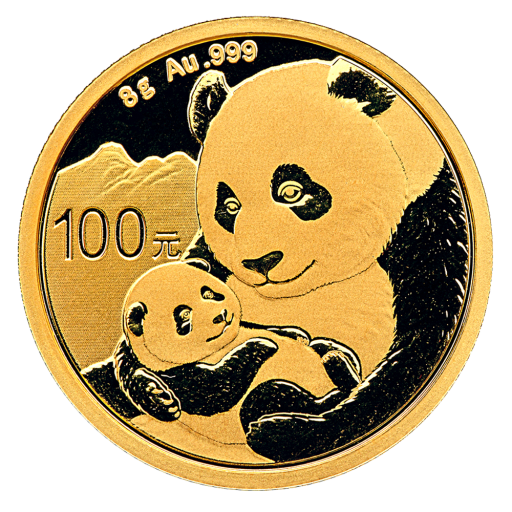 8g China Panda Goldm 252 Nze 2019 Coininvest