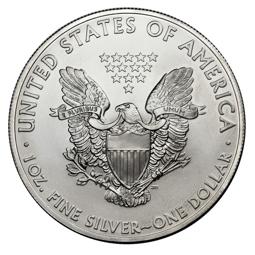 1 oz American Eagle | Silver | mixed years