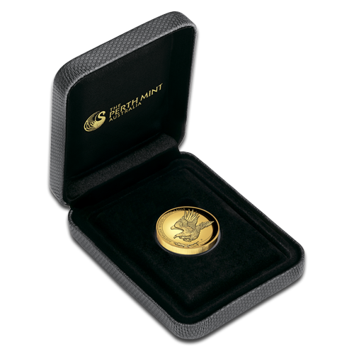 1 oz Australian Wedge-Tailed Eagle | Gold | Proof | High Relief | 2015