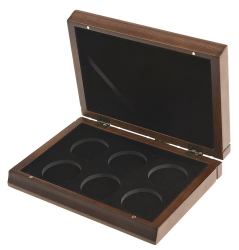 Caja para Moneda Canadian Wildlife de 6x 1oz de Plata