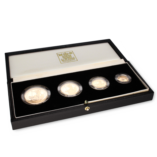 Britannia Proof Set | Oro | 1987