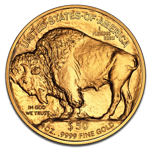 1 oz American Buffalo | Gold | 2012