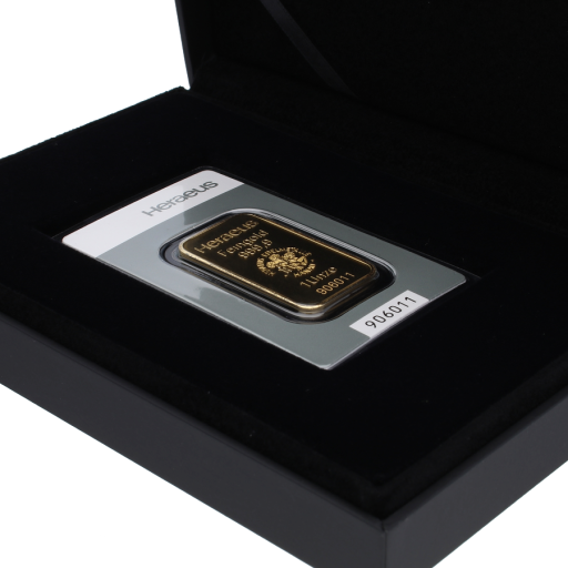 Bullion Bar Gift Box