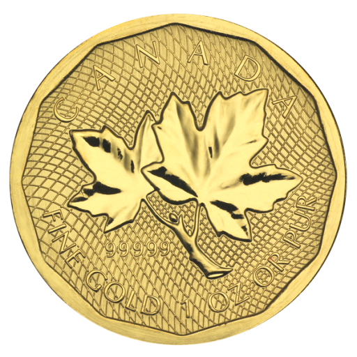 1 oz Maple Leaf | Or 999.99/1000