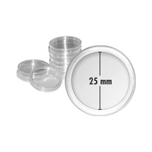Coin Capsule - Inner Diameter 25mm