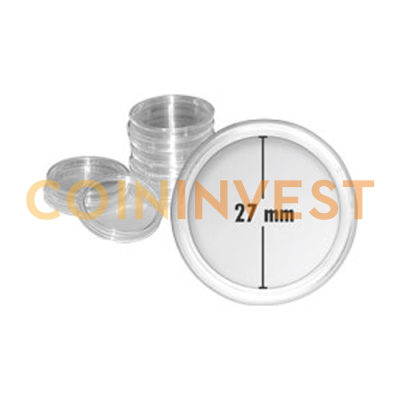 Coin Capsule - Inner Diameter 27mm