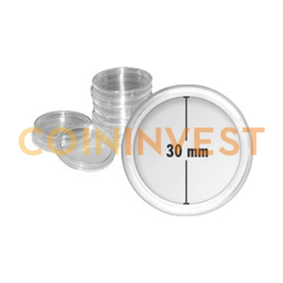 Coin Capsule - Inner Diameter 30mm