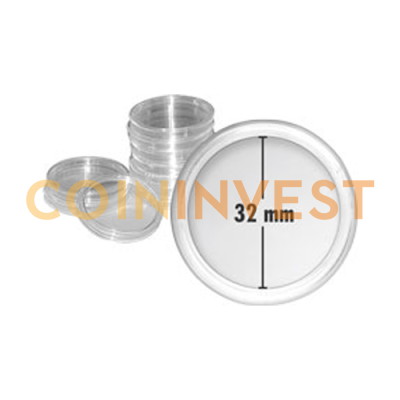 Coin Capsule - Inner Diameter 32mm