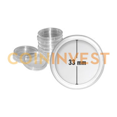 Coin Capsule - Inner Diameter 33mm