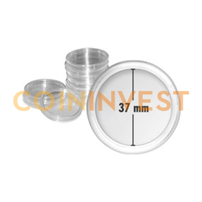 Coin Capsule - Inner Diameter 37mm