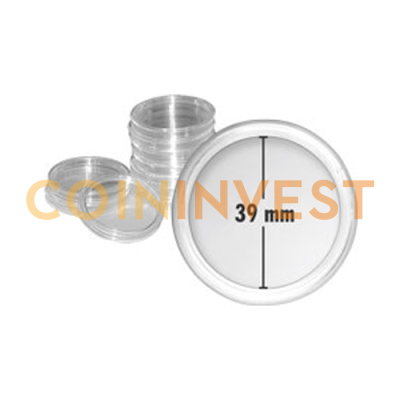 Coin Capsule - Inner Diameter 39mm