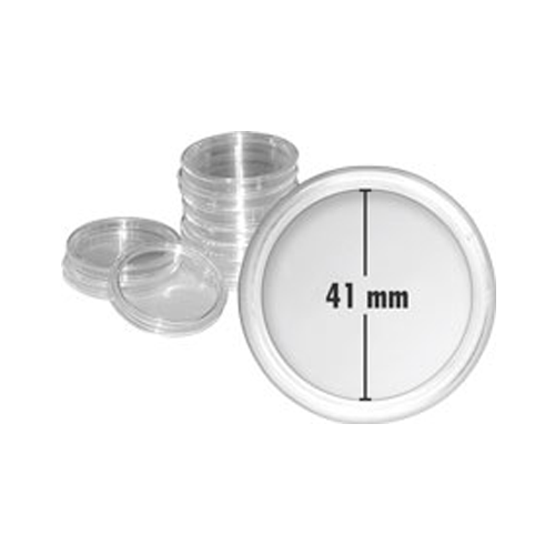 Capsula per Moneta - Diametro interno 41mm