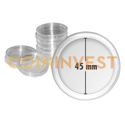 Coin Capsule - Inner Diameter 45mm