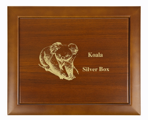 Coins Box 40 x 1 oz Koala Silver EMPTY