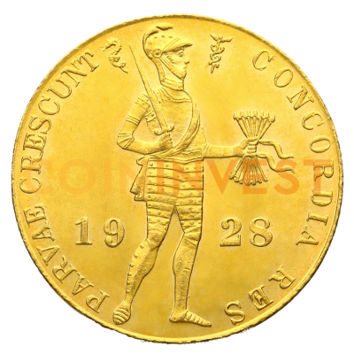 Dutch Ducat | Gold | 1890-2015