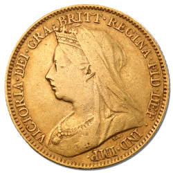 Half Sovereign Gold Coins