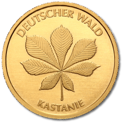 German Forest Gold Coins