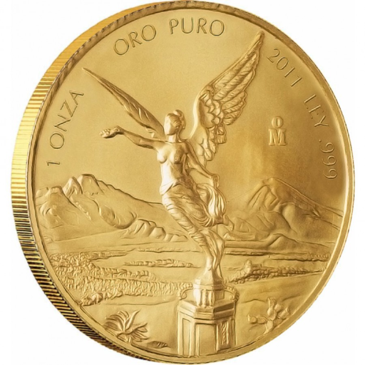 1 oz Mexican Libertad | Gold | 2012