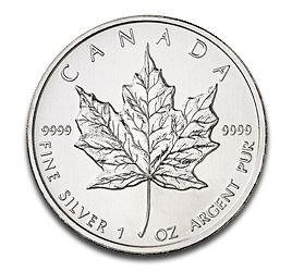 1 oz Maple Leaf | Silver | 2011