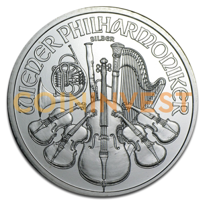 1 oz Vienna Philharmonic | Silver | mixed years