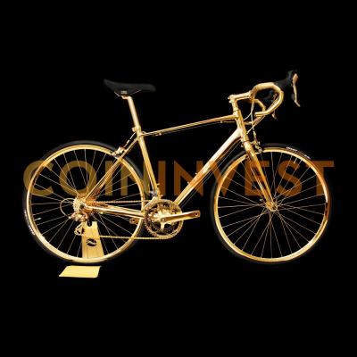 Racing Bike | Gold