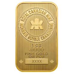 1 oz Gold Bars