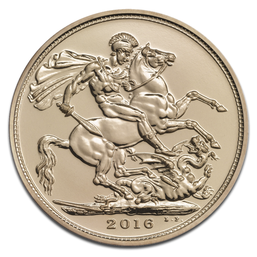 Sovereign Elisabeth II Gold | 2016