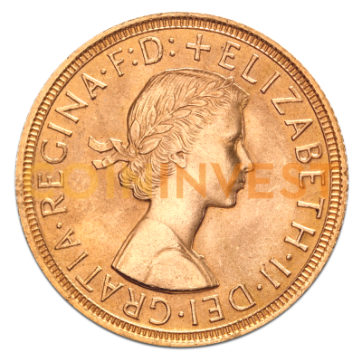 Buy Sovereign Elizabeth Ii Gold 1957 Present