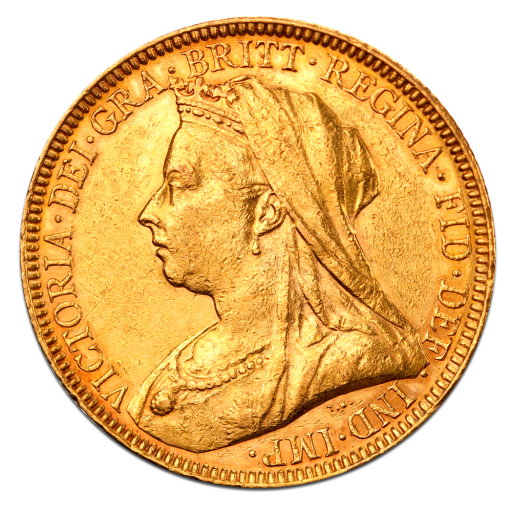 Sovereign Victoria Old Head | Gold | 1893-1901