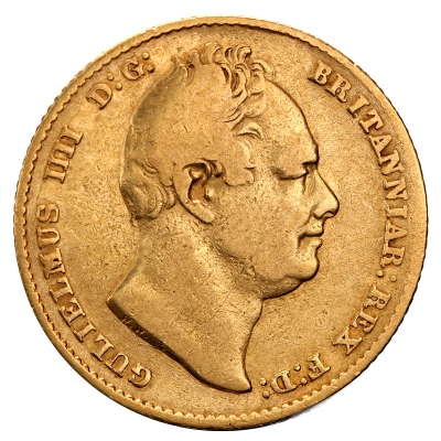Sovereign William IV | Gold | 1830-1837